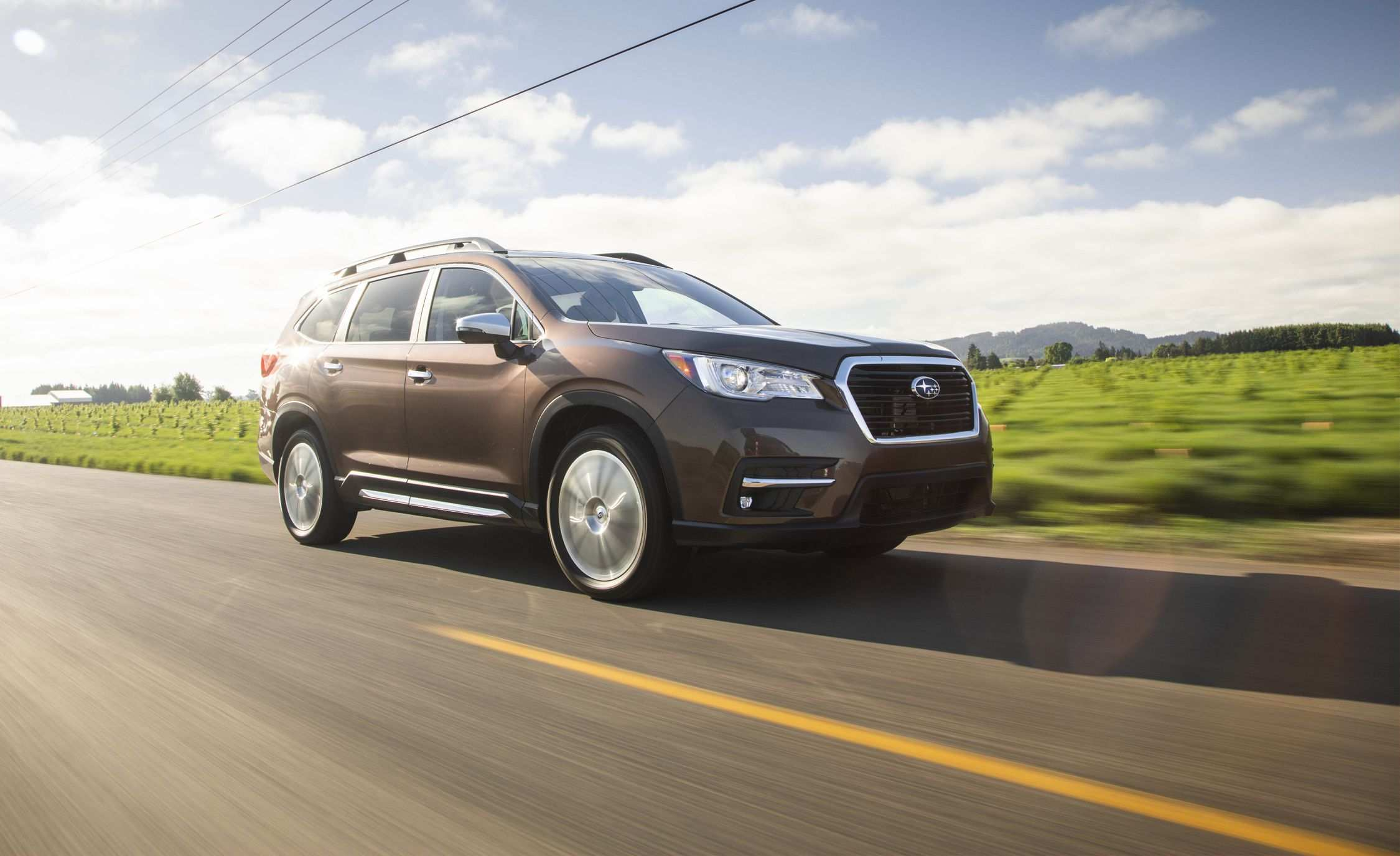 32 Best Review 2020 Subaru Ascent Ground Clearance Picture with 2020 Subaru Ascent Ground Clearance