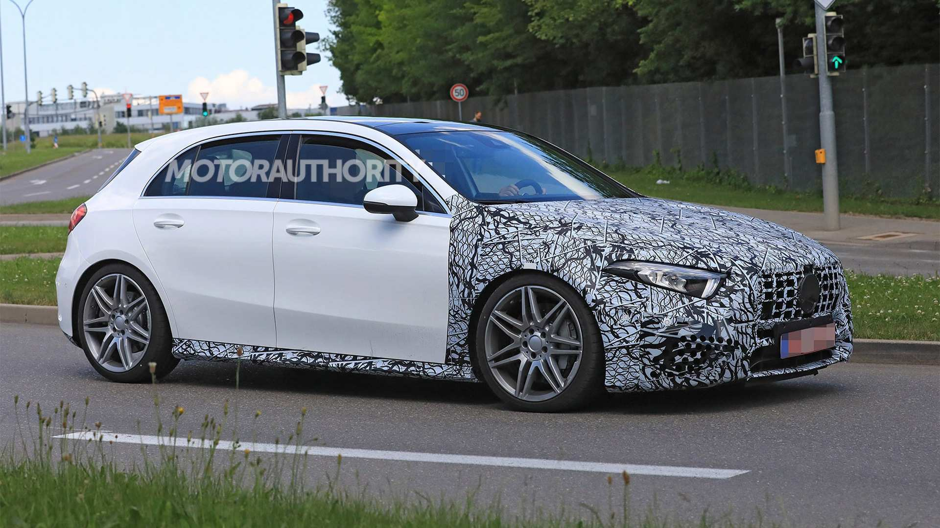 32 Best Review Mercedes 2020 Hatchback Exterior and Interior by Mercedes 2020 Hatchback