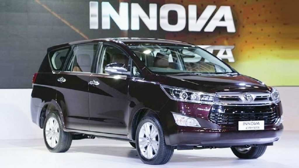 32 Best Review Toyota Innova Crysta 2020 New Concept Overview for Toyota Innova Crysta 2020 New Concept