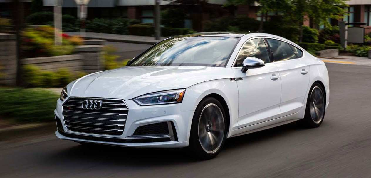 32 Concept of 2020 Audi S5 Rumors for 2020 Audi S5