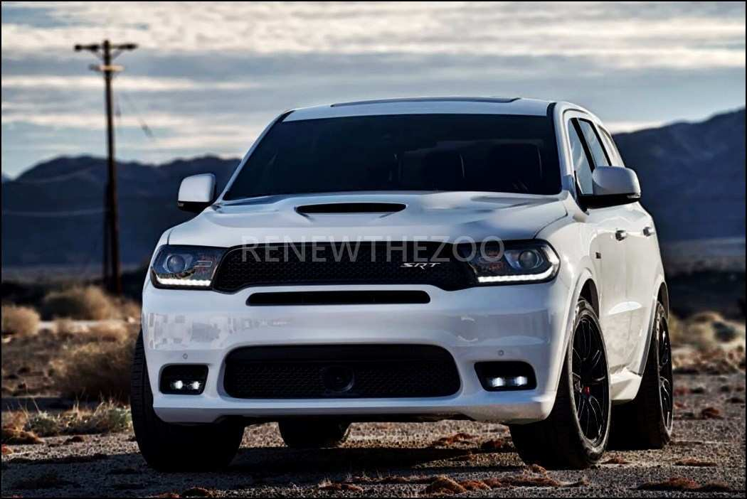 32 Concept of 2020 Dodge Durango Srt Overview for 2020 Dodge Durango Srt