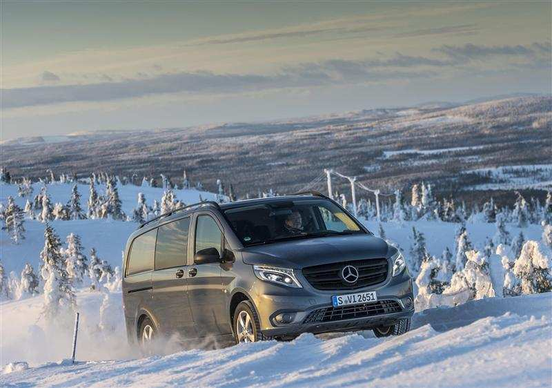32 Concept of Mercedes Benz Vito 2020 Spy Shoot for Mercedes Benz Vito 2020