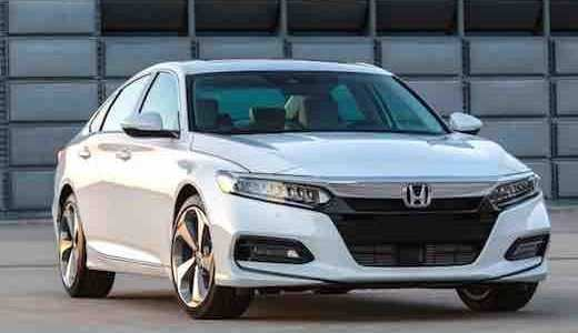 32 Gallery of 2020 Honda Accord Coupe Sedan Performance for 2020 Honda Accord Coupe Sedan