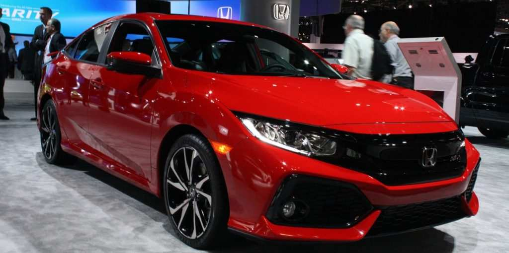 32 Gallery of 2020 Honda Civic 2018 Price and Review for 2020 Honda Civic 2018