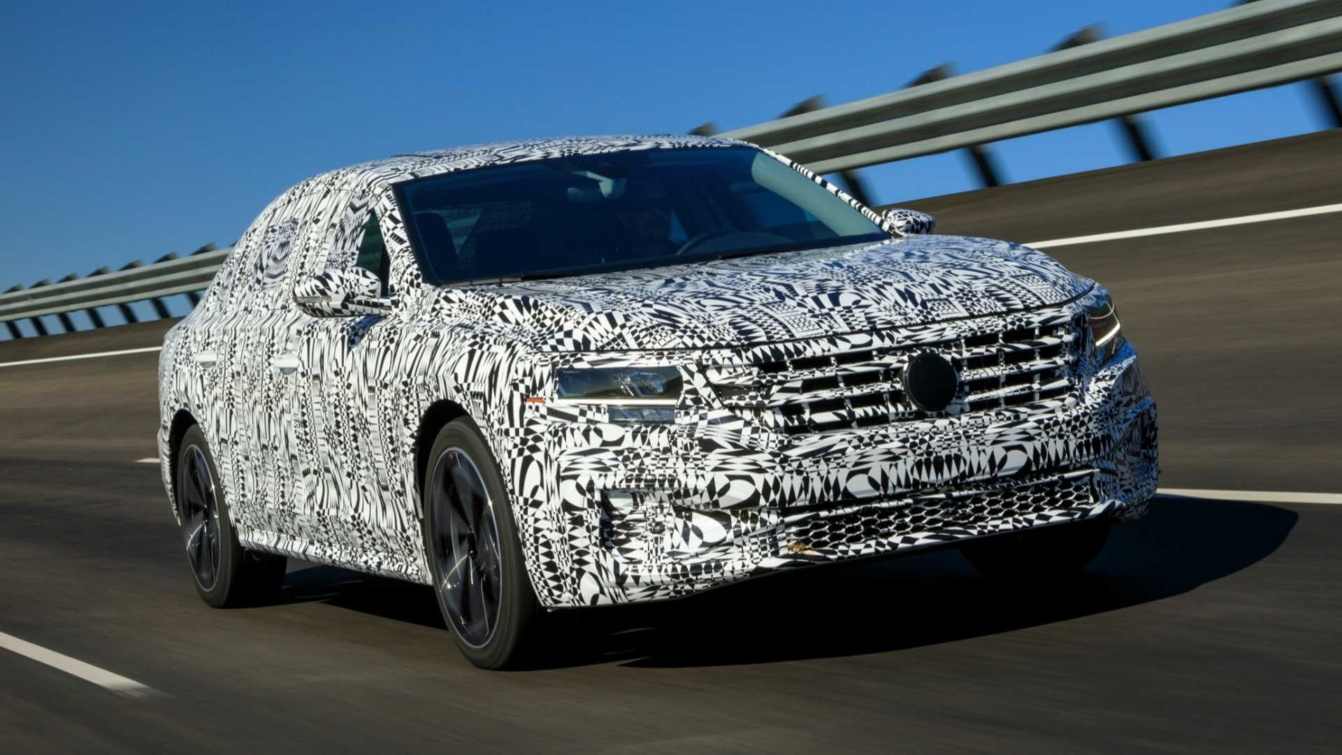 32 Gallery of 2020 VW Lineup Spy Shoot by 2020 VW Lineup