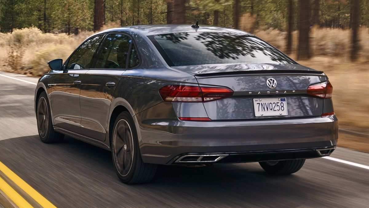 32 Gallery of 2020 Volkswagen Passat Redesign for 2020 Volkswagen Passat