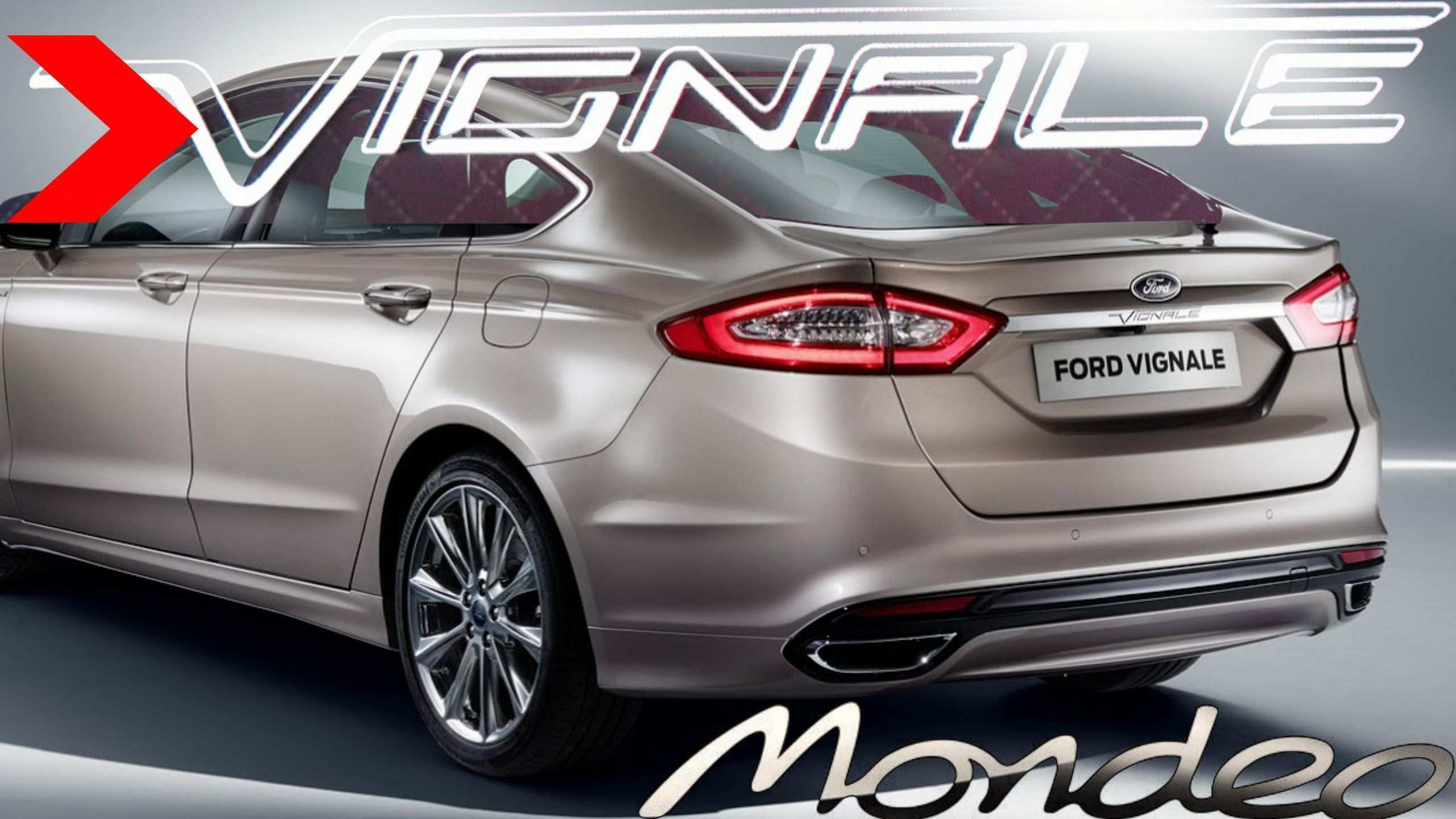 32 Great 2020 Ford Mondeo Vignale Spesification with 2020 Ford Mondeo Vignale