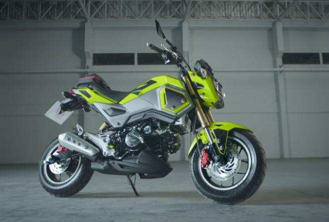 32 Great 2020 Honda Grom Exterior Date New Review by 2020 Honda Grom Exterior Date