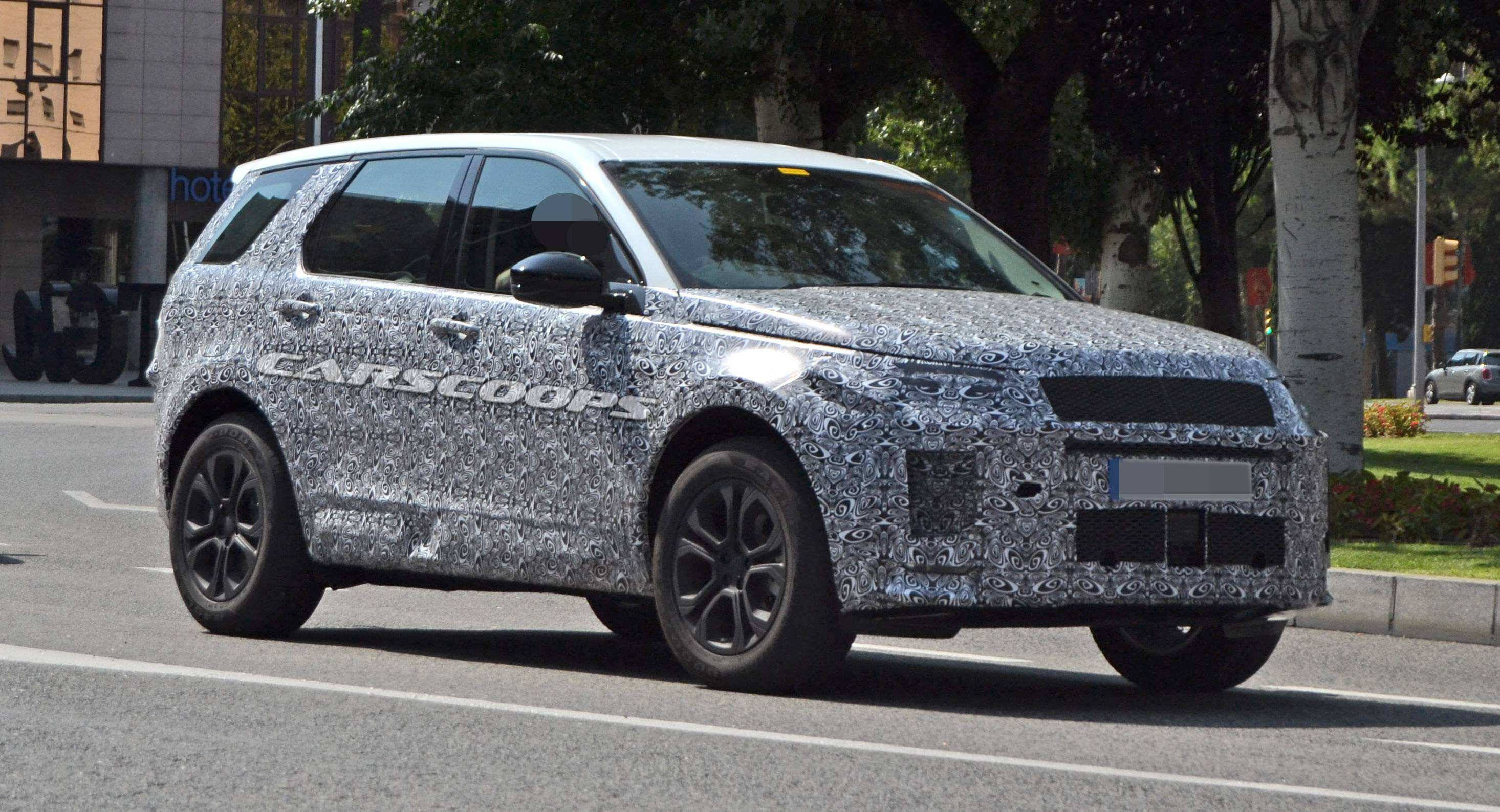 32 Great 2020 Land Rover Discovery Sport Release Date for 2020 Land Rover Discovery Sport