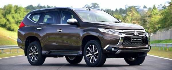 32 Great 2020 Mitsubishi Montero Review with 2020 Mitsubishi Montero