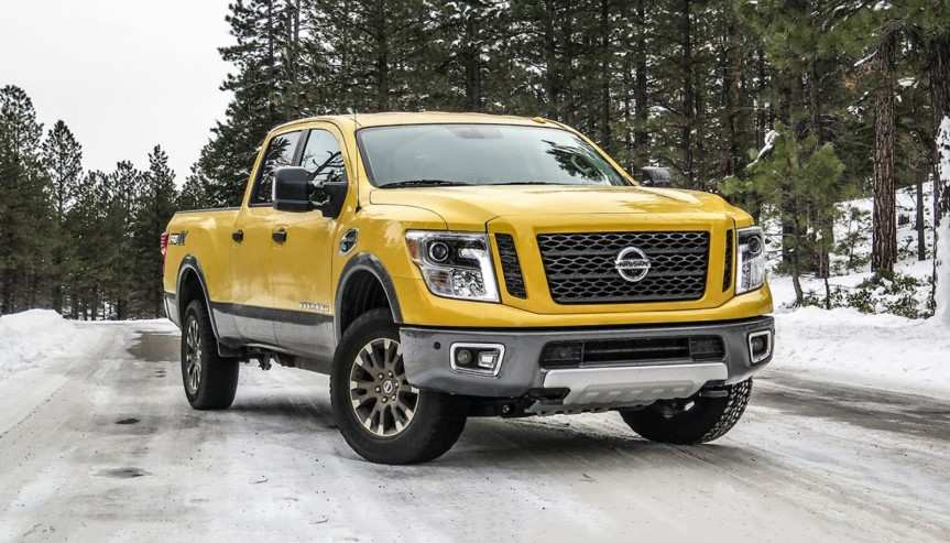 32 Great 2020 Nissan Titan New Concept Model for 2020 Nissan Titan New Concept