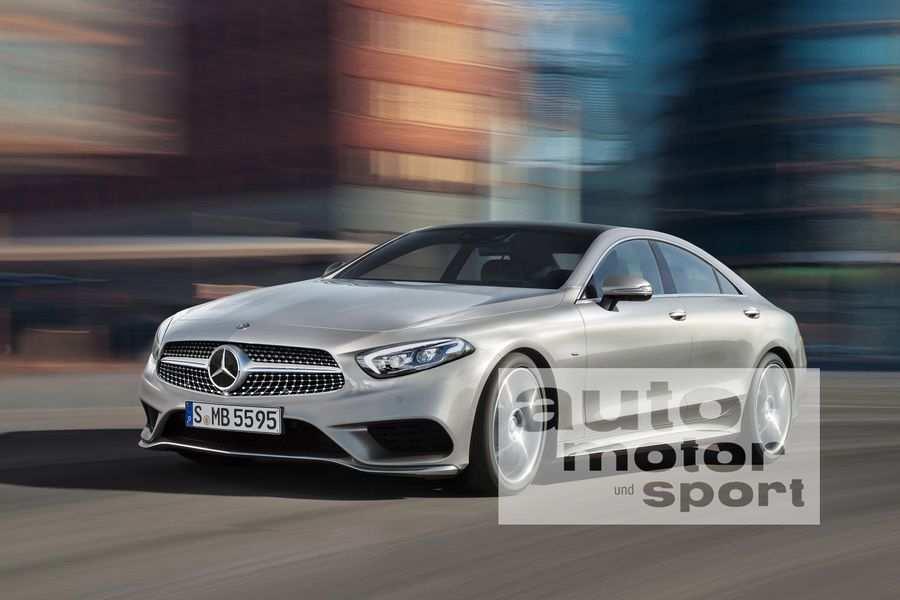 32 Great Mercedes 2020 Cls Exterior for Mercedes 2020 Cls