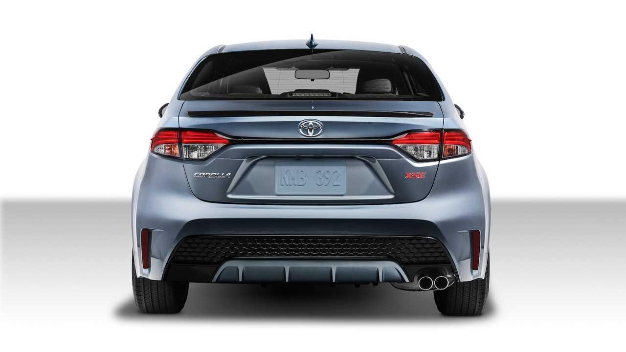 32 Great Toyota Corolla 2020 Uk Redesign for Toyota Corolla 2020 Uk