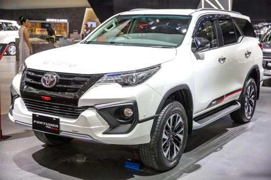 32 Great Toyota Fortuner 2020 New Concept Reviews for Toyota Fortuner 2020 New Concept