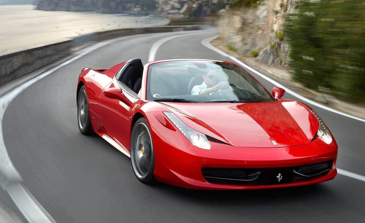 32 New 2020 Ferrari 458 Spider Exterior and Interior for 2020 Ferrari 458 Spider