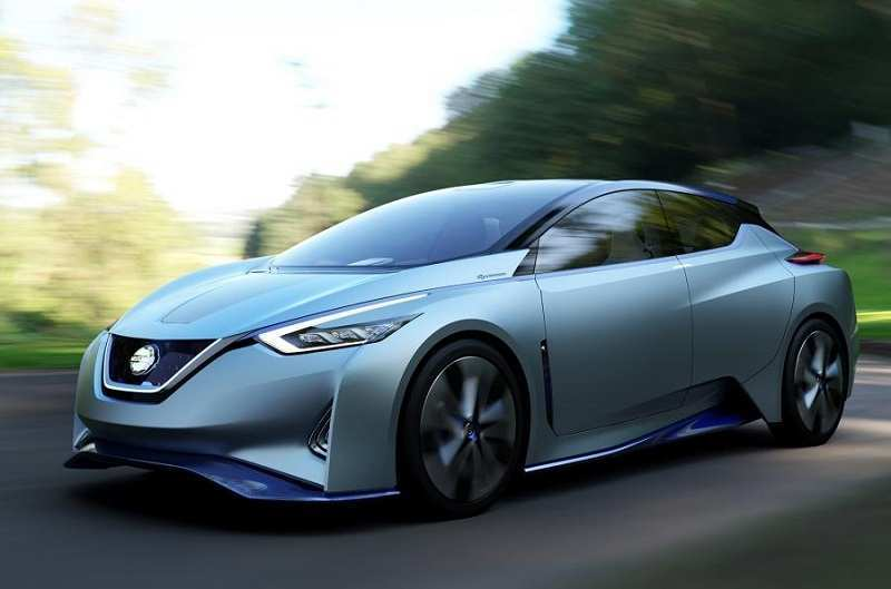 32 New 2020 Nissan Leaf Pricing by 2020 Nissan Leaf