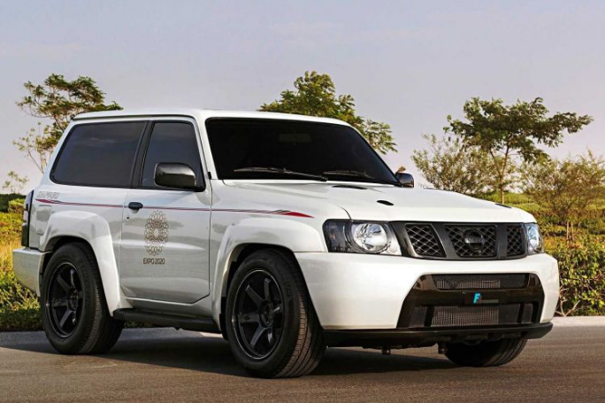 32 New 2020 Nissan Patrol Diesel Redesign and Concept by 2020 Nissan Patrol Diesel