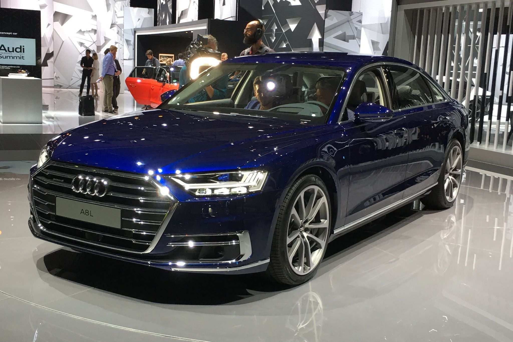 32 The 2020 Audi A8 L In Usa Spy Shoot by 2020 Audi A8 L In Usa