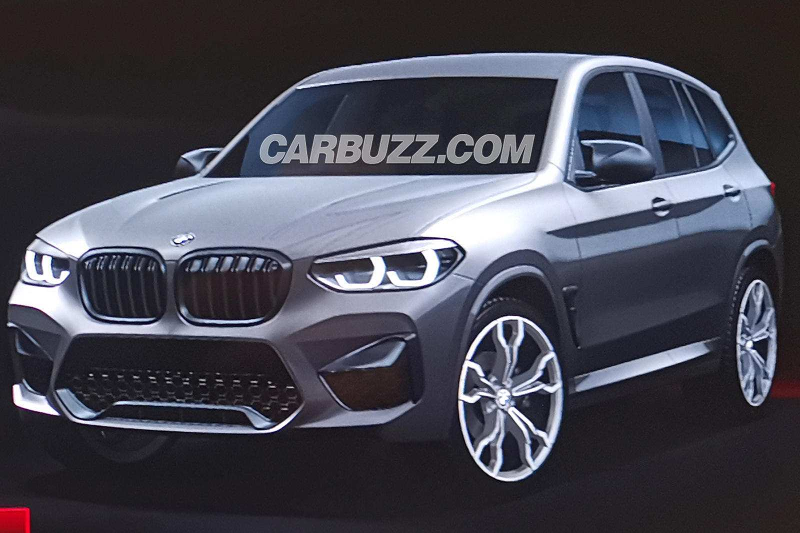 32 The 2020 BMW X3 Interior with 2020 BMW X3