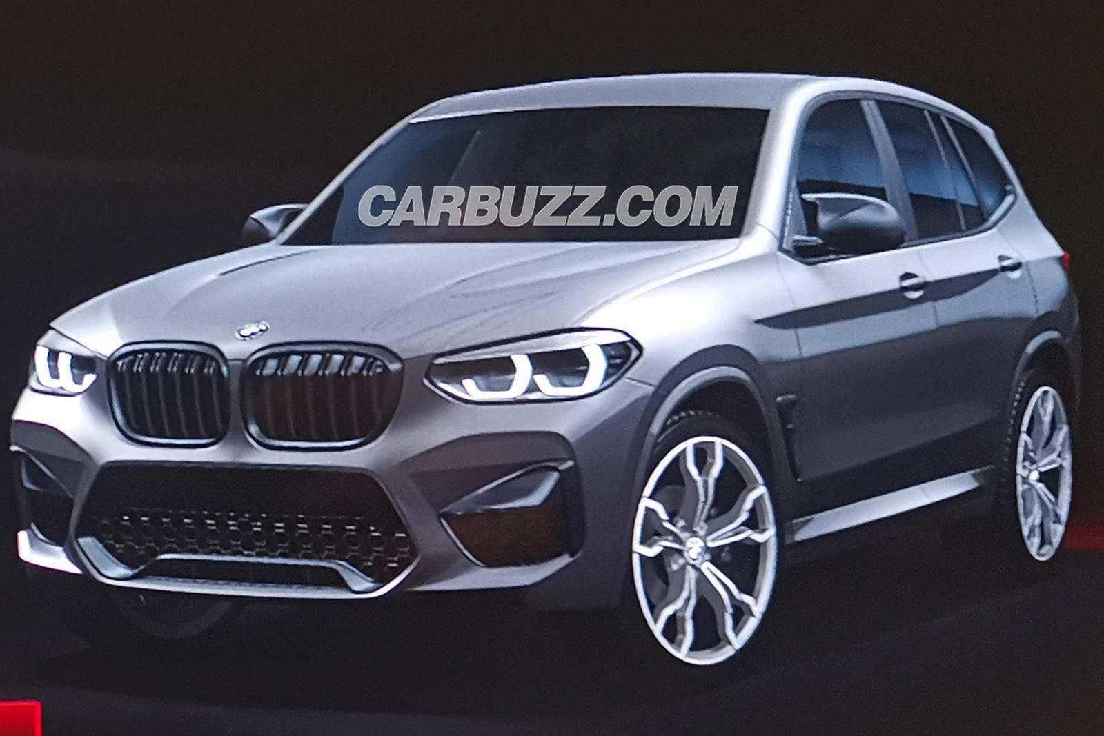 32 The 2020 BMW X3 Interior with 2020 BMW X3