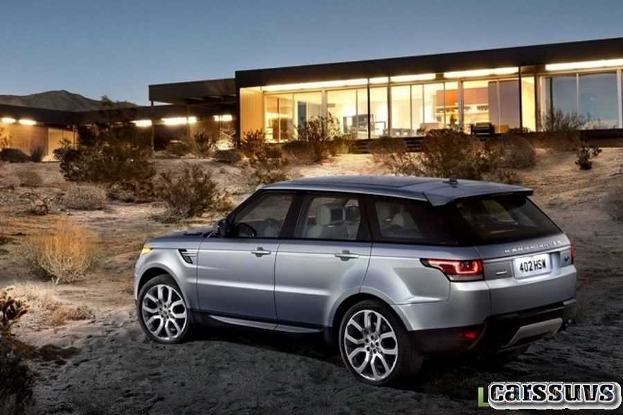 32 The 2020 Range Rover Sport History with 2020 Range Rover Sport