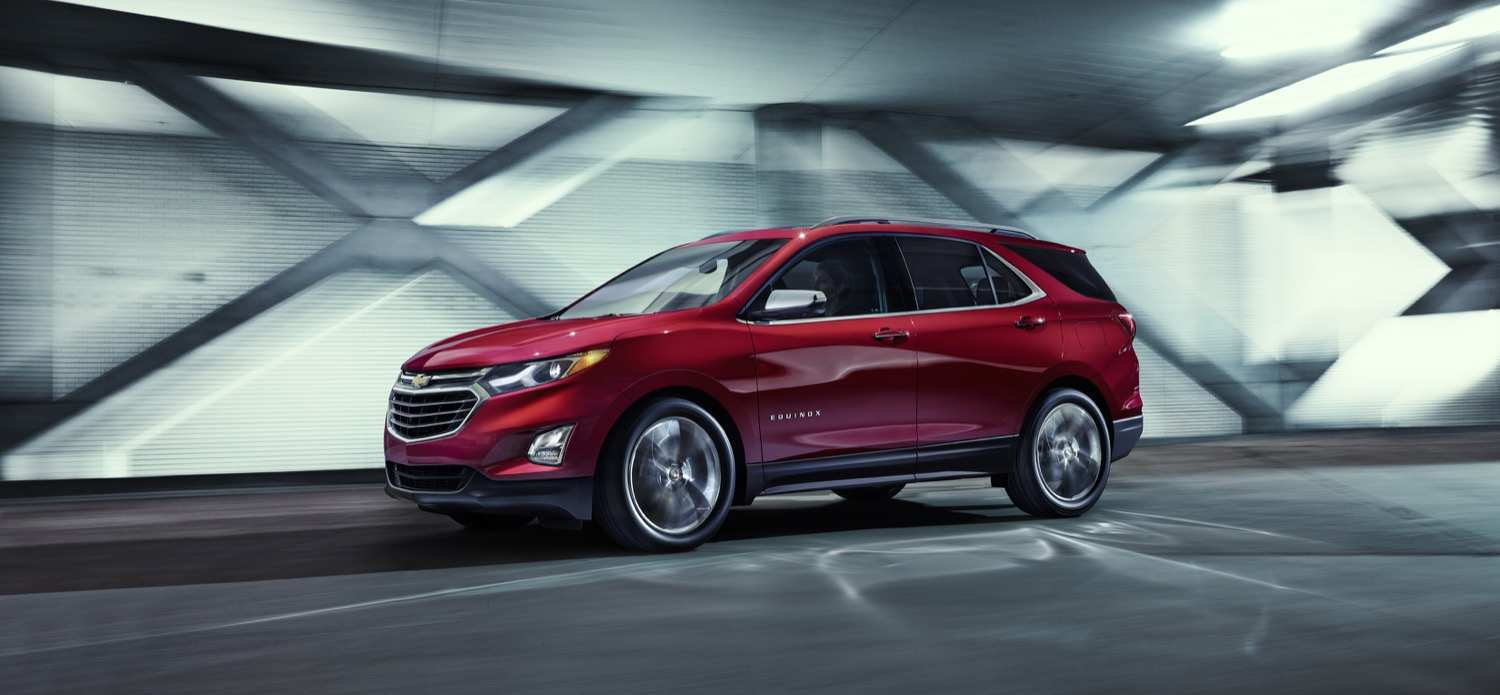 33 All New 2020 Chevrolet Equinox Price by 2020 Chevrolet Equinox