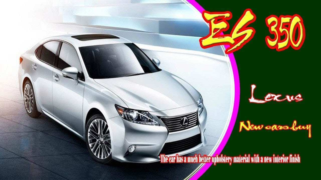 33 All New 2020 Lexus Es 350 Brochure Spesification by 2020 Lexus Es 350 Brochure