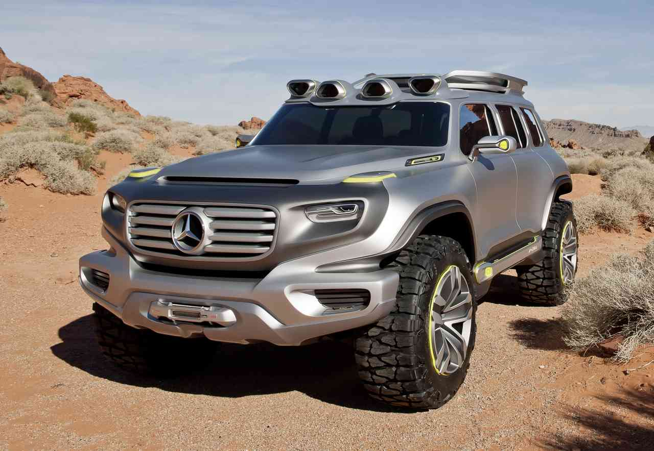 33 All New 2020 Mercedes G Wagon New Concept Reviews with 2020 Mercedes G Wagon New Concept
