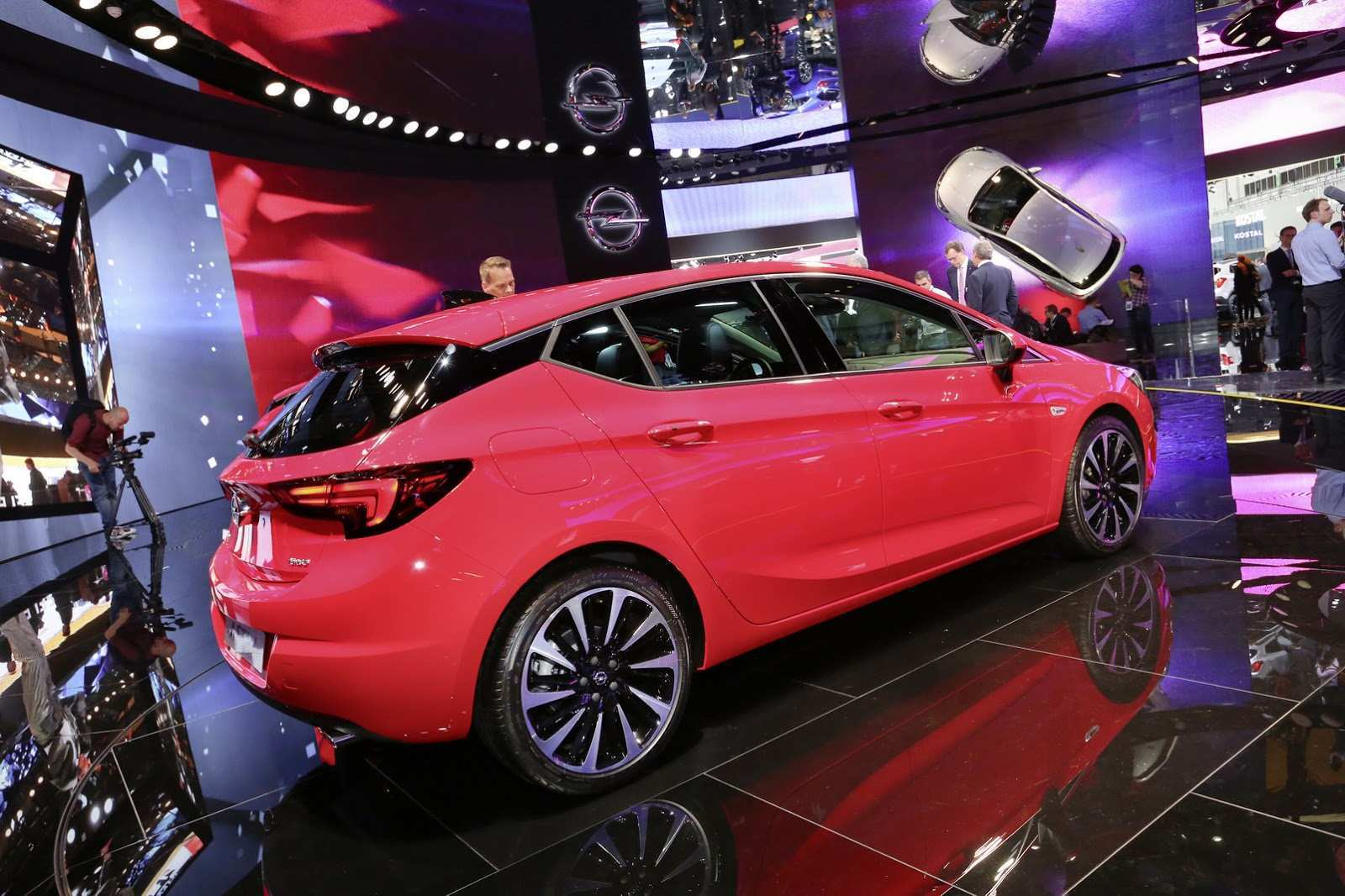 33 All New 2020 Opel Astra Interior with 2020 Opel Astra