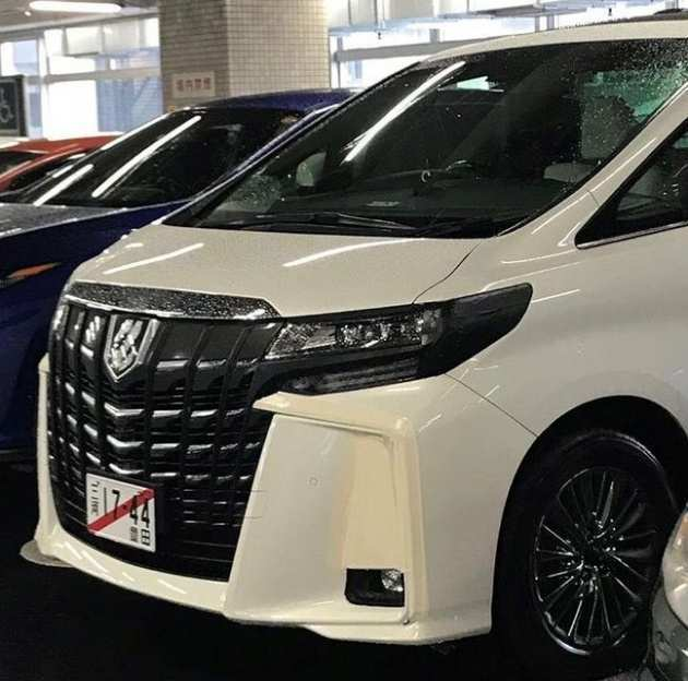 33 All New 2020 Toyota Alphard 2018 Release by 2020 Toyota Alphard 2018