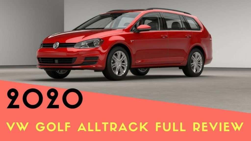 33 All New 2020 Volkswagen Golf Sportwagen Specs for 2020 Volkswagen Golf Sportwagen