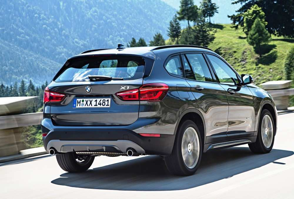 33 All New BMW X1 2020 Speed Test with BMW X1 2020