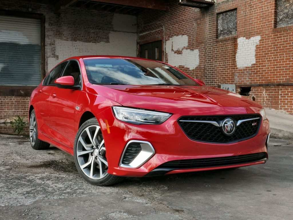 2020 Buick Regal Gs Coupe Ratings