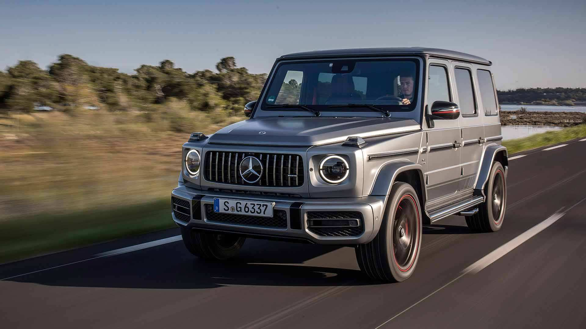 33 Best Review Mercedes G63 2020 Review by Mercedes G63 2020