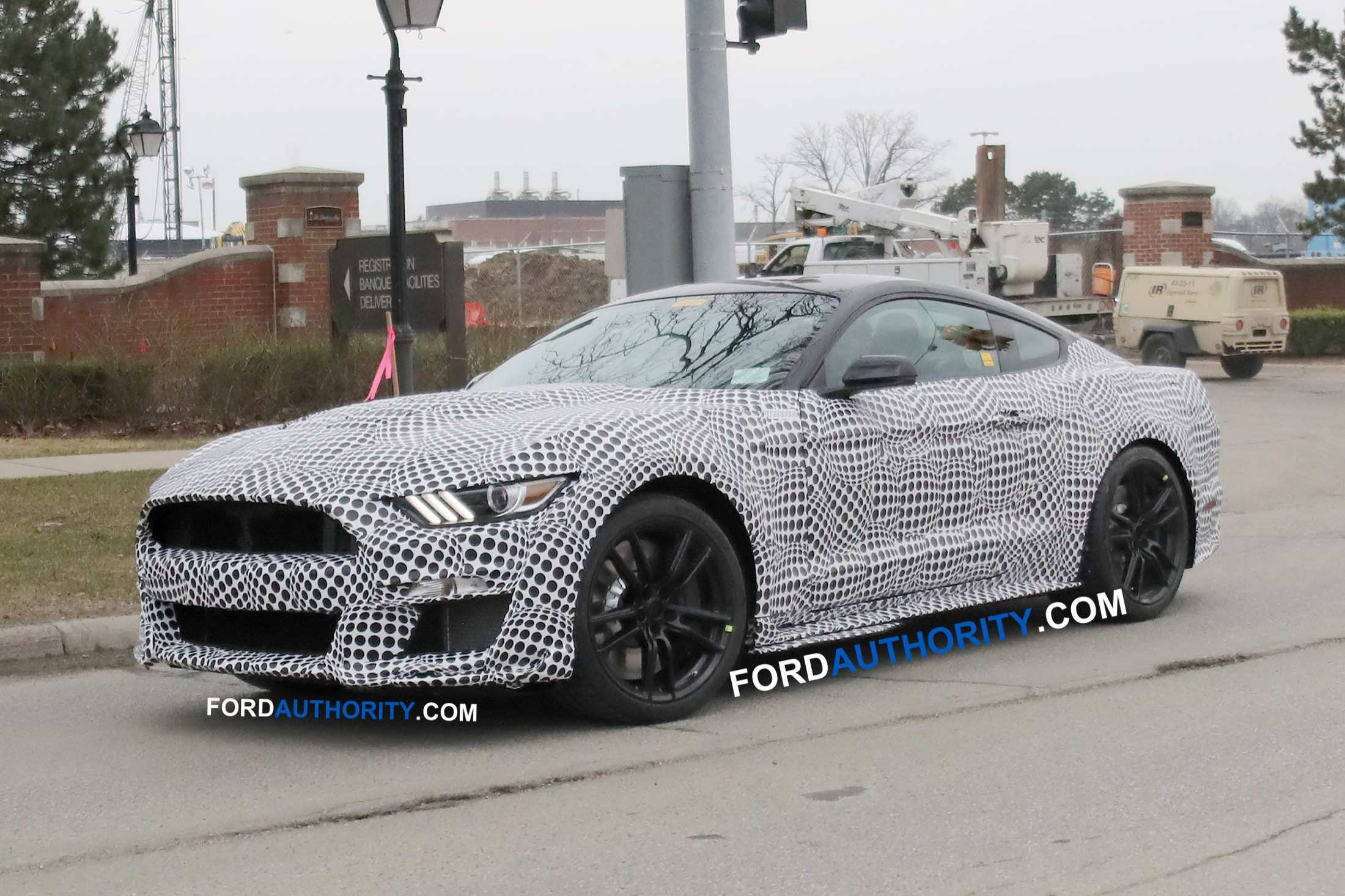 33 Best Review Spy Shots 2020 Ford Mustang Svt Gt 500 Pictures with Spy Shots 2020 Ford Mustang Svt Gt 500
