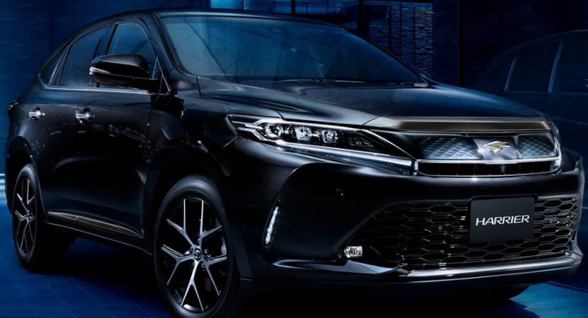 33 Best Review Toyota Harrier 2020 Rumors by Toyota Harrier 2020