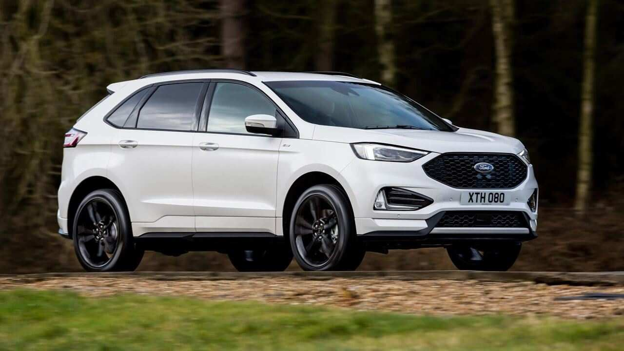 33 Concept of 2020 Ford Edge Sport Exterior and Interior for 2020 Ford Edge Sport
