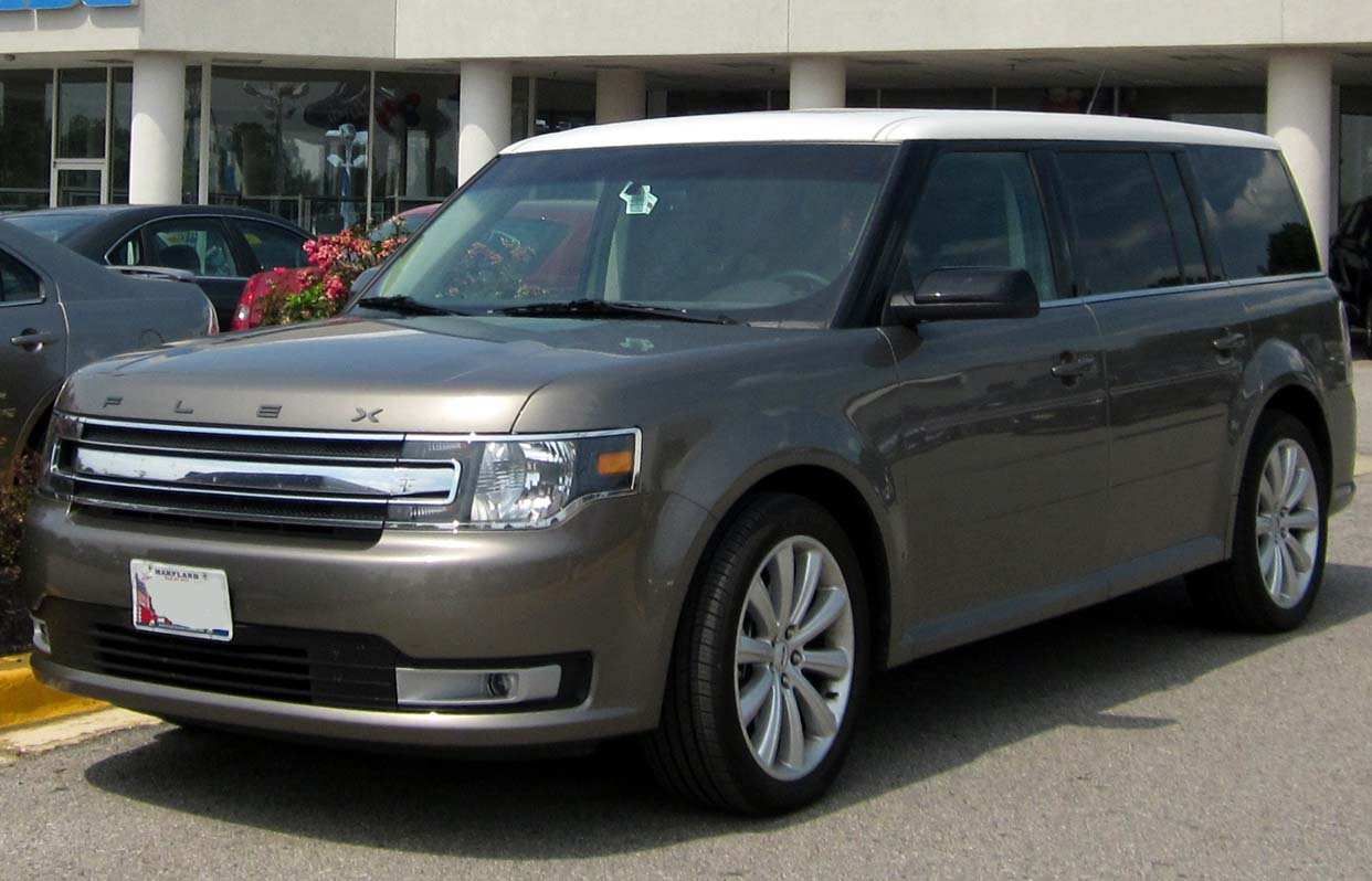 33 Concept of 2020 Ford Flex S Release Date by 2020 Ford Flex S