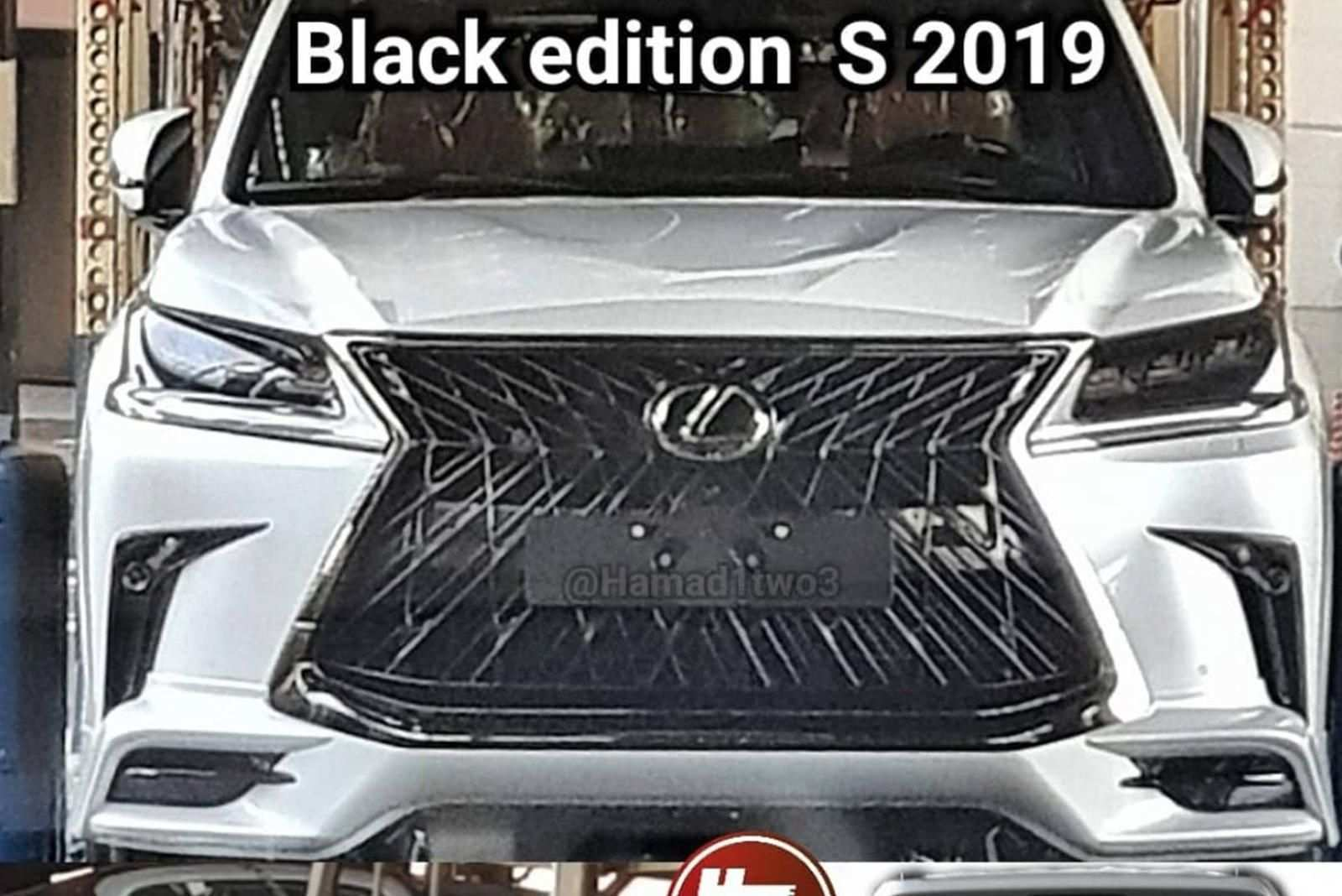 33 Concept of Lexus Black Edition 2020 Release Date for Lexus Black Edition 2020