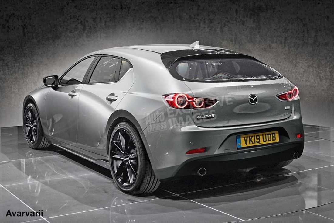 33 Concept of Mazda Axela 2020 Configurations with Mazda Axela 2020