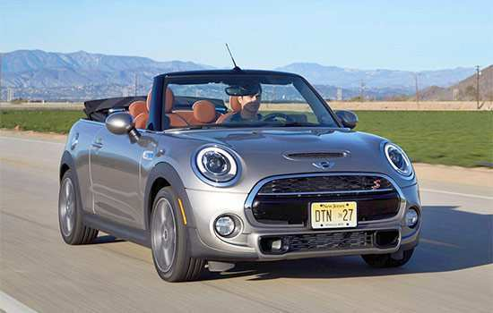 33 Gallery of 2020 Mini Cooper Convertible S Concept with 2020 Mini Cooper Convertible S