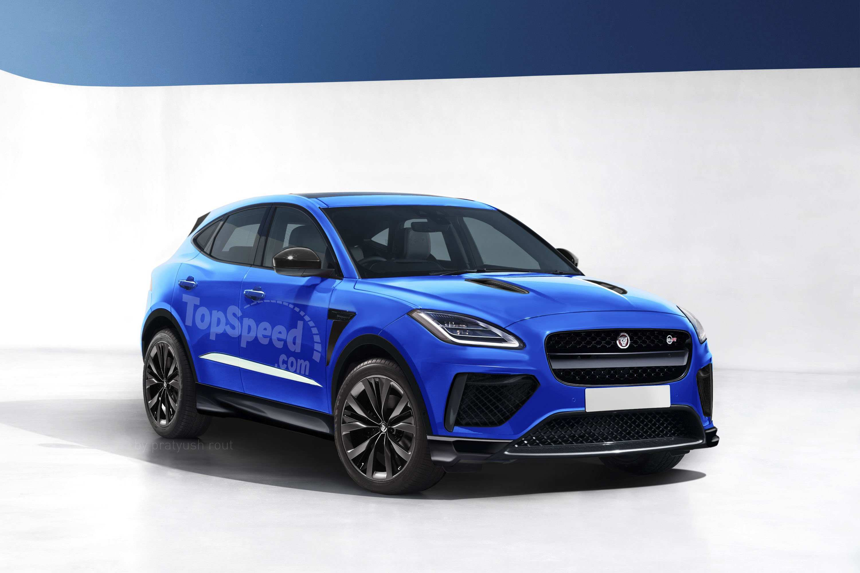 33 Gallery of E Pace Jaguar 2020 Specs and Review with E Pace Jaguar 2020