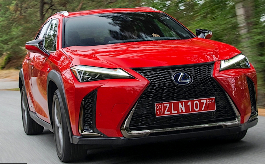 33 Gallery of Lexus Ux 2020 Dimensions Style with Lexus Ux 2020 Dimensions