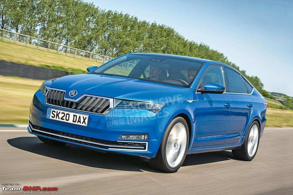 33 Gallery of Skoda Octavia 2020 Prices with Skoda Octavia 2020