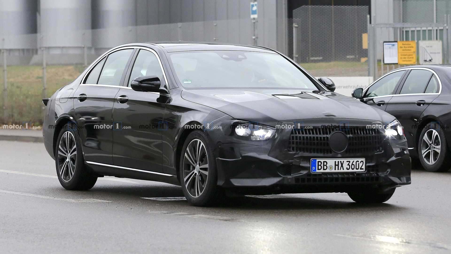 33 Gallery of Spy Shots 2020 Mercedes E Class Pricing by Spy Shots 2020 Mercedes E Class