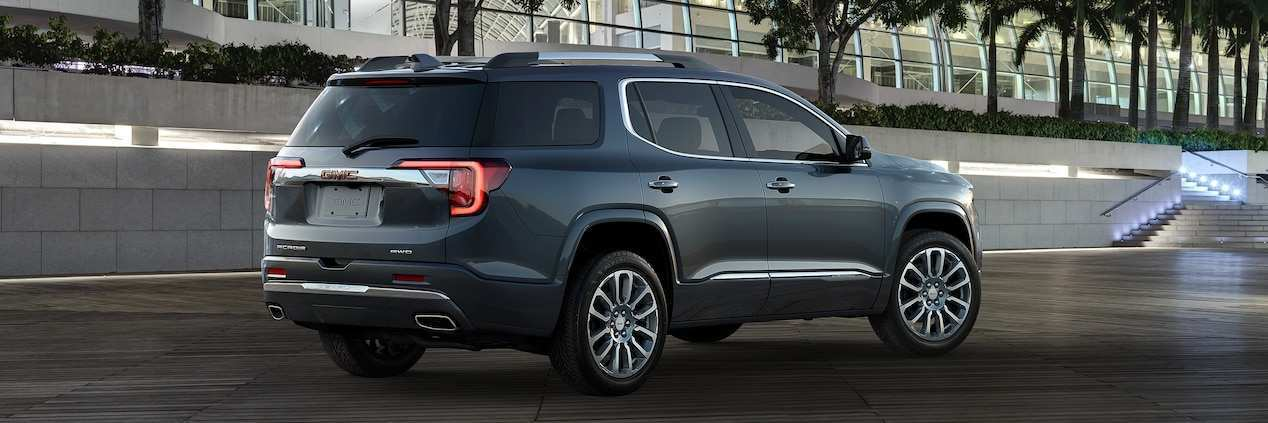33 Great 2020 GMC Acadia Specs with 2020 GMC Acadia