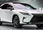 33 Great 2020 Lexus RX 350 Redesign and Concept by 2020 Lexus RX 350