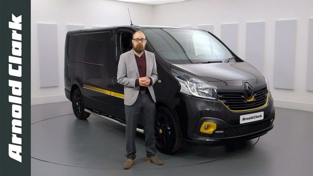 33 Great 2020 Renault Trafic Exterior and Interior by 2020 Renault Trafic