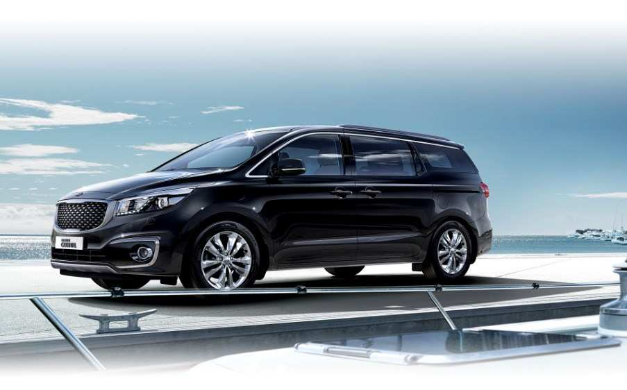 33 Great Kia Grand Carnival 2020 Exterior Engine by Kia Grand Carnival 2020 Exterior