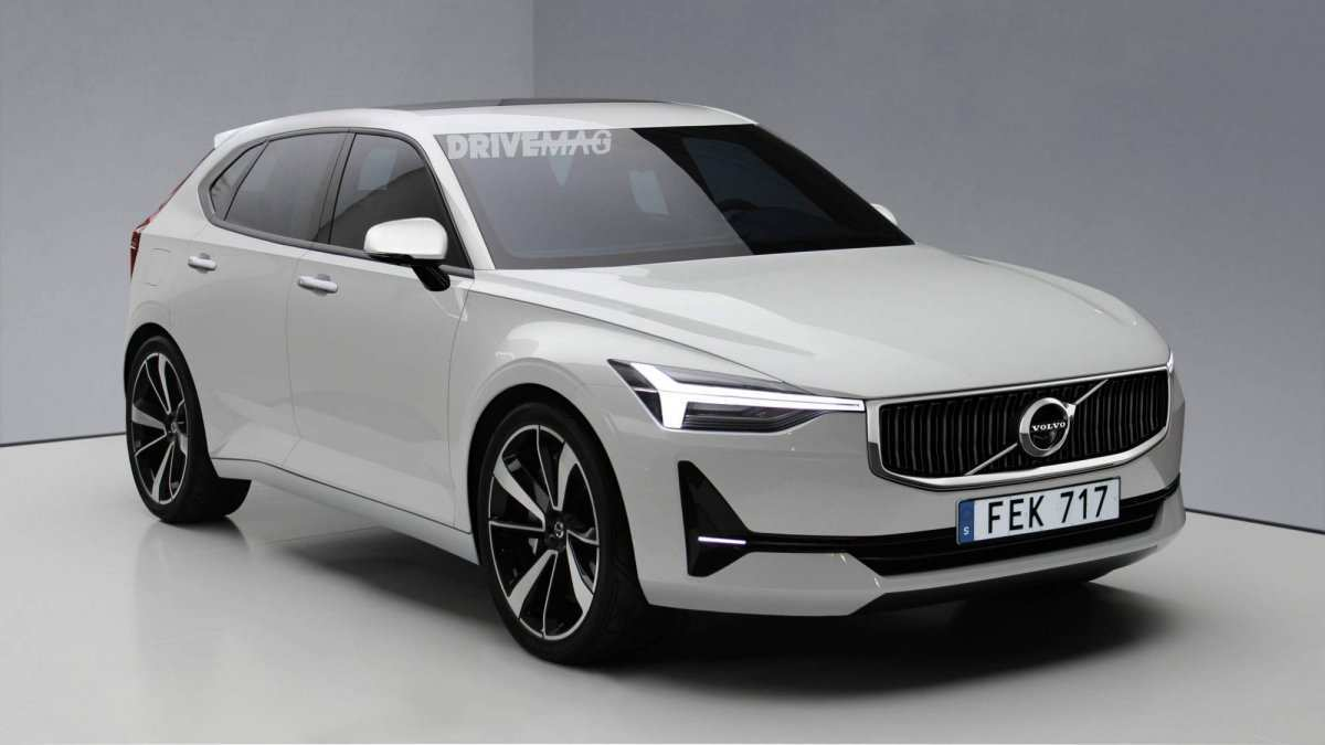 33 Great Volvo V40 2020 Exterior Date Engine with Volvo V40 2020 Exterior Date